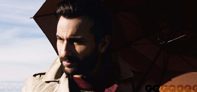 Watch: Saif Ali Khan shoots for GQ India in London