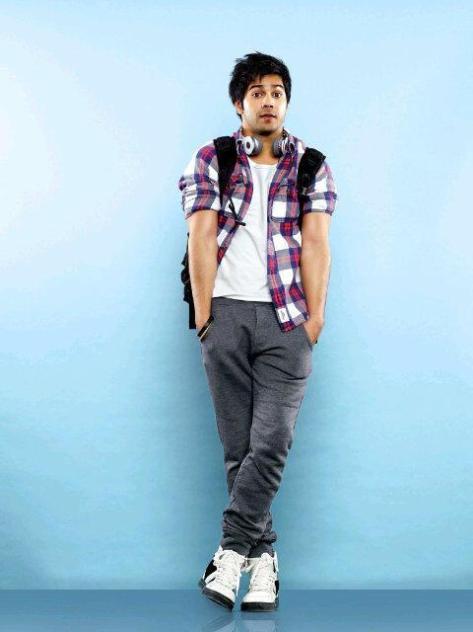 Varun Dhawan - New Film