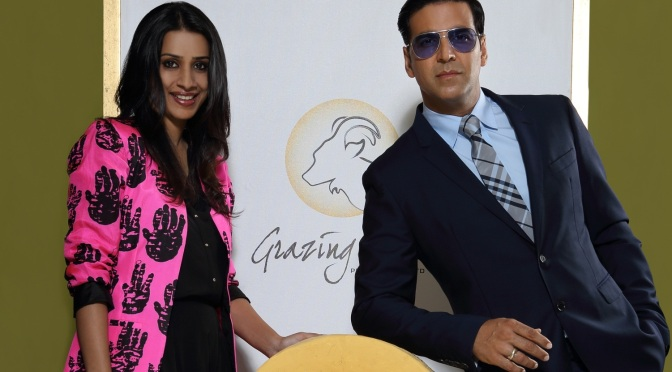 Akshay Kumar's production 'Adhantari' to be shot in London
