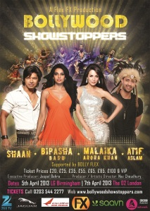 Bollywood Showstoppers