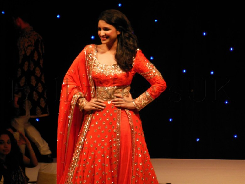 Parineeti in London (1)