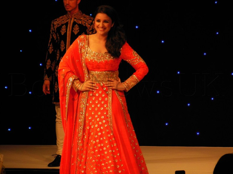 Parineeti in London (2)