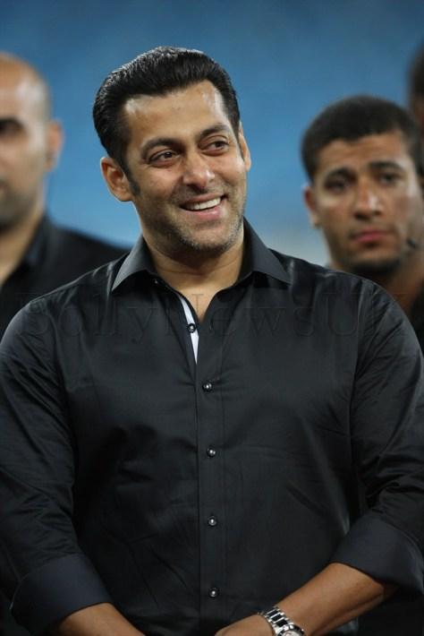 Salman Khan in Dubai