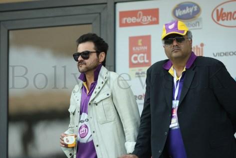 Sanjay and Boney Kapoor