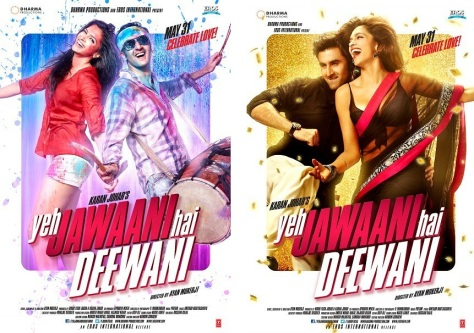 Yeh Jawaani Hai Deewani - EROS