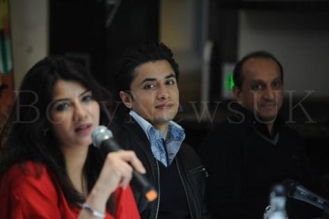 Ali Zafar - Chashme Baddoor - London (2)