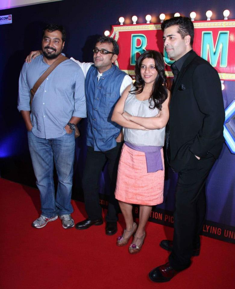 Bombay Talkies launch