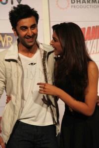 Deepika Padukone launches the trailer of Yeh Jawaani Hai Deewani