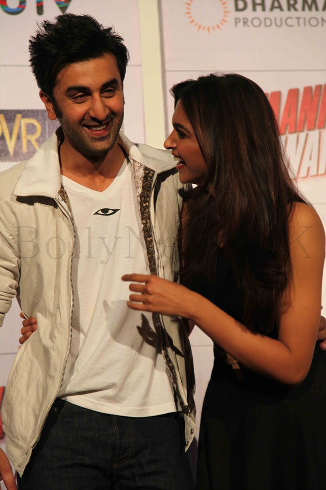Deepika Padukone launches the trailer of Yeh Jawaani Hai Deewani (2)
