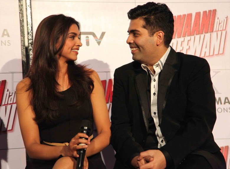 Deepika Padukone launches the trailer of Yeh Jawaani Hai Deewani (4)