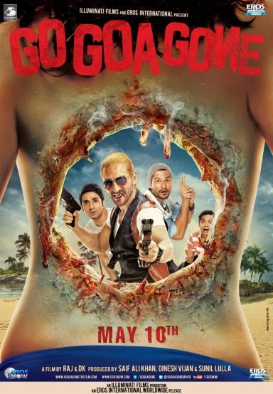 Go Goa Gone - UK  release (1)