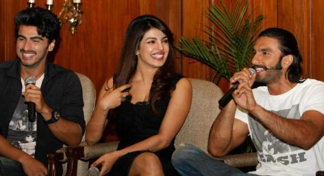 Gunday Press Conference in Kolkata (4)