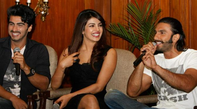 """Gunday"" recreates real life Calcutta of the '80's"