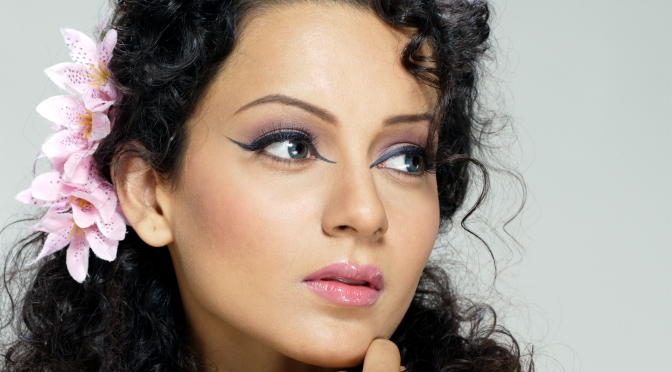 Kangana Ranaut shoots her first-ever mujra song for Vishwas Patil's 'Rajjo'