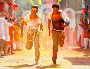 Ranveer and Arjun in Gunday