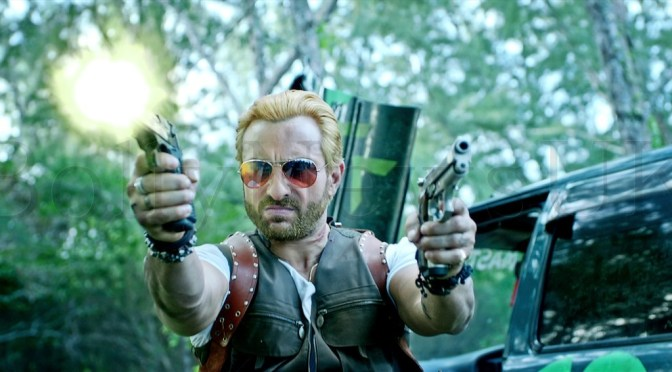 Saif to play first Indian Zombie hunter in 'Go Goa Gone'
