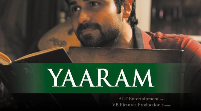 """Emraan Fans want to see him sing """"Yaaram"""" in """"Ek Thi Daayan"""""""
