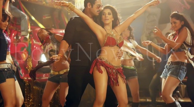 Photos: Sophie Choudry and John Abraham in 'Shootout at Wadala'