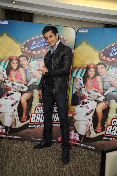 Ali Zafar - Interview - London - Chashme Baddoor (1)