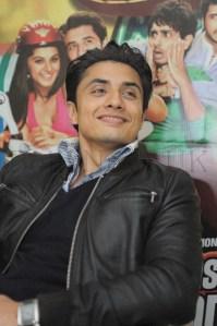 Ali Zafar - Interview - London - Chashme Baddoor (2)