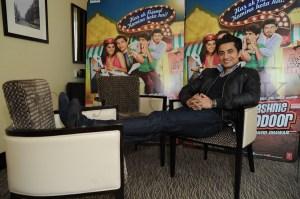 Ali Zafar - Interview - London - Chashme Baddoor (3)