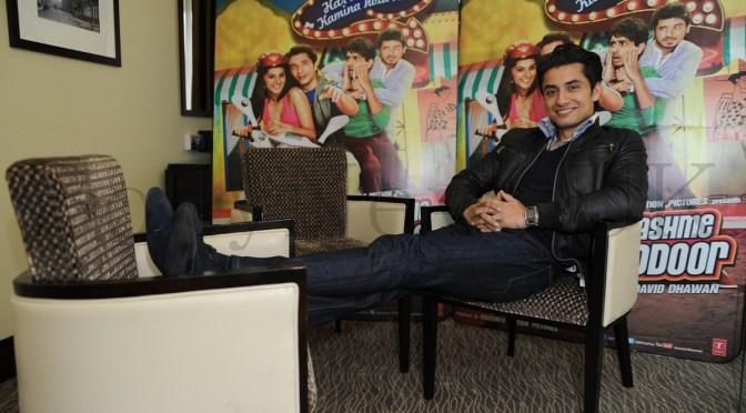 Interview: 'I feel uncomfortable kissing on-screen' – Ali Zafar