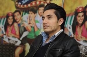 Ali Zafar - Interview - London - Chashme Baddoor (4)