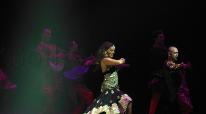Watch: Bipasha Basu performs at 'Bollywood Showstoppers' in London