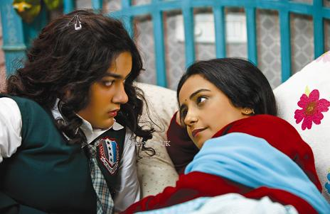 Divya's character in Gippi is inspired by her Mom
