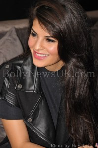Jacqueline Fernandez in London