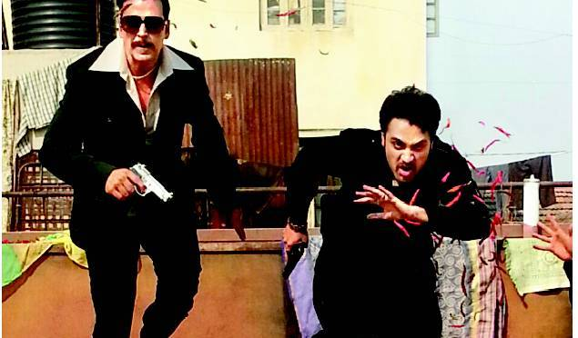 Akshay Kumar shoots on a Sunday after 7 years
