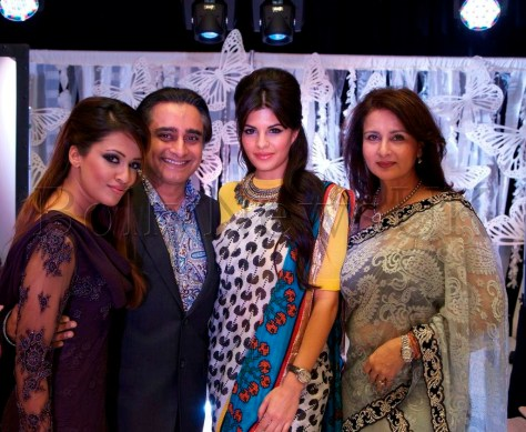 Pratham UK, Jacqueline Fernandez & Poonam Dhillon