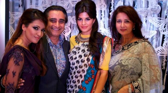 Jacqueline Fernandez and Poonam Dhillon attend Pratham UK fundraiser