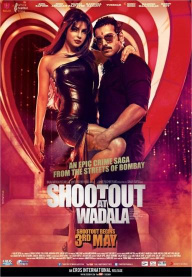 Shootout at Wadala - UK Release - Eros International (2)