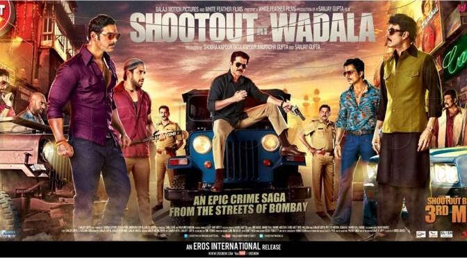 Shootout at Wadala storms the Indian Box Office
