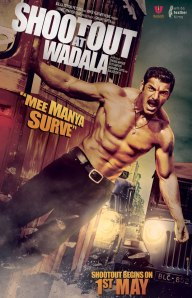 Shootout at Wadala - UK Release