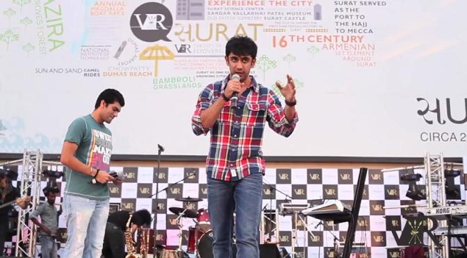 Amit Sadh's nostalgic trip to Gujarat