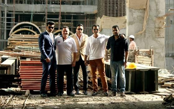 'Aurangzeb' cast promotes their film