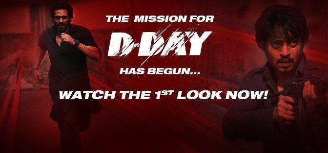 Teaser: Nikhil Advani's 'D-Day'