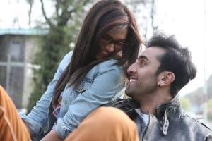 Deepika Padukone in Yeh Jawaani Hai Deewani - UK Release (2)