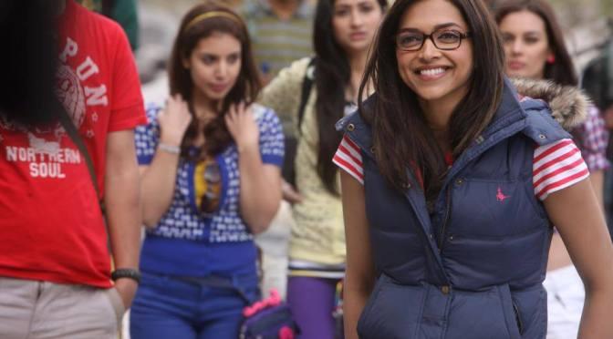 Deepika wants to keep her glasses!