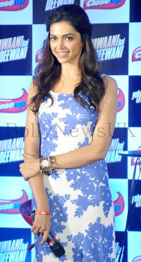 Deepika Padukone at CLOSEUP promotions