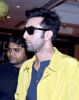 Ranbir Kapoor at CLOSEUP promotions