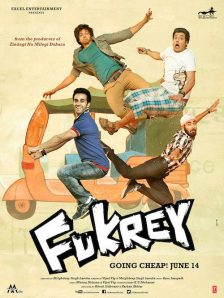 Fukrey - UK Release
