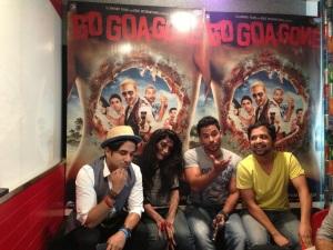 Go Goa Gone - UK Release