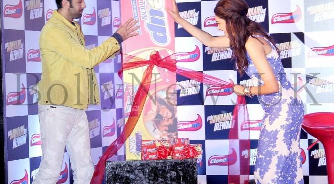 Event Photos: CLOSEUP presents special Yeh Jawaani Hai Deewani packs