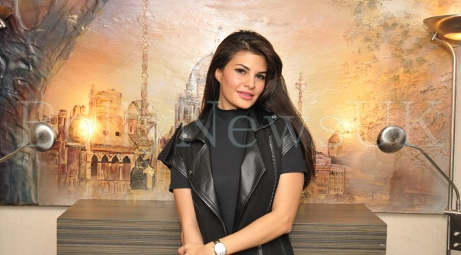 Interview: Jacqueline Fernandez talks about 'Brothers'