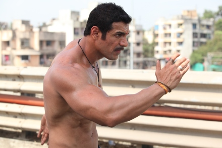 John Abraham in Shooutout at Wadala