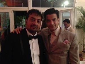 Rahul Bhat and Anurag Kashyap