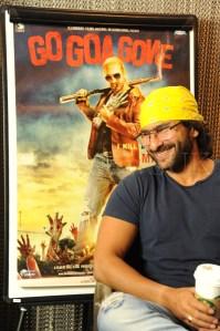 Saif Ali Khan in London - Go Goa Gone